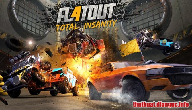 Download Game FlatOut 4: Total Insanity Full Cr@ck