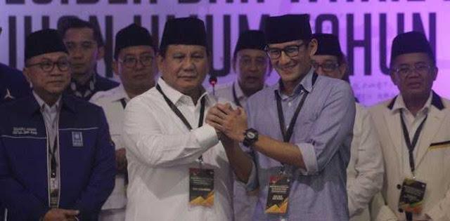 Prabowo Tiba Di Rakernas LDII, Santri Menyambut Hangat