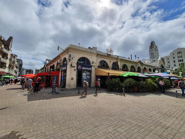 Blog Apaixonados por Viagens - Gastronomia em Montevidéu - Mercado del Puerto
