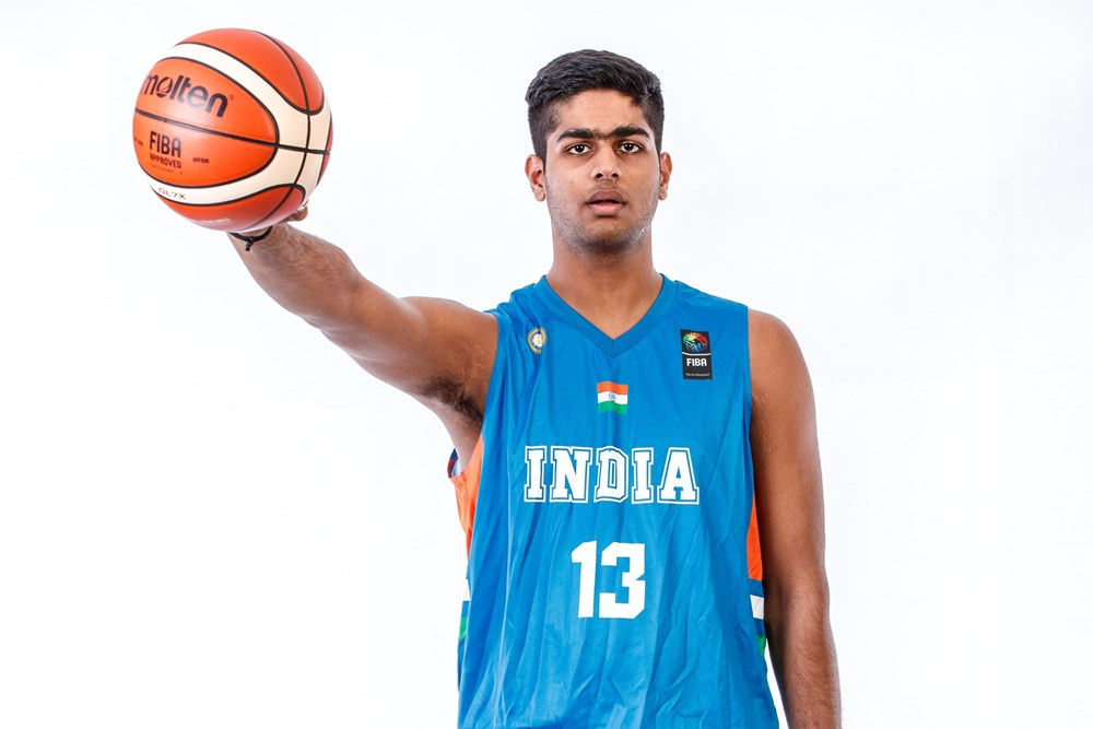 Hoopistani Indian Prospects Harshwardhan Tomar And Grishma Niranjan