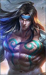 Badang Tribal Warrior Heroes Fighter of Skins V1