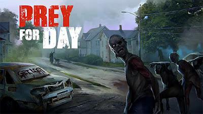 Prey Day Survival Mod Apk + Data OBB (Weak Enemies)