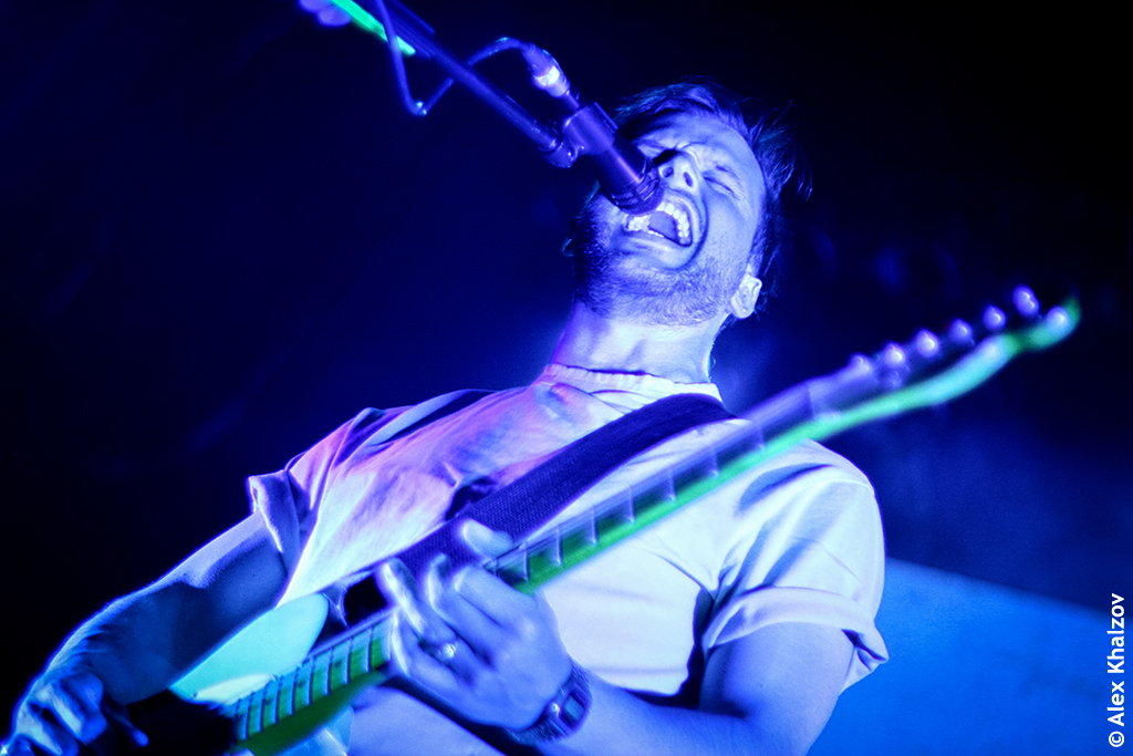 White Lies в ГлавClub Green Concert