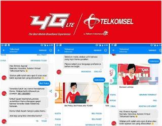 Mengatasi permasalahan kuota lokal telkomsel tidak bisa dipakai