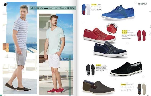 zapatos de hombre catalogo