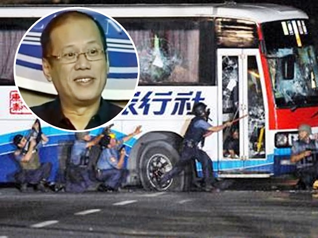 PNOY, the smiling president during Manila hostage crisis, dies at 61