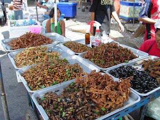 Makanan Extreme dari Beijing dan Bangkok