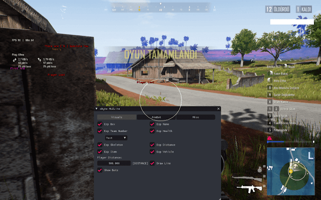 how to hack pubg lite