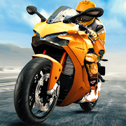 Traffic Speed Rider - Real moto racing game Unlimited Money​ MOD APK