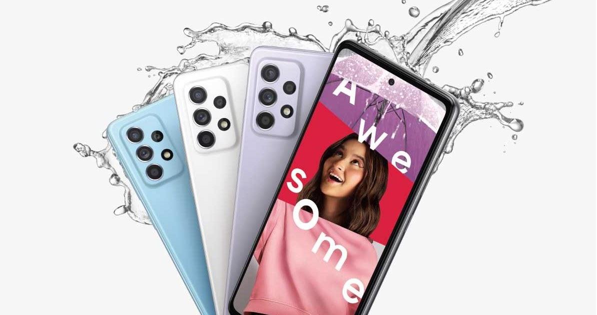 Harga dan Spesifikasi Samsung Galaxy A52, Smartphone Tahan Air Bertenaga  Snapdragon 720G