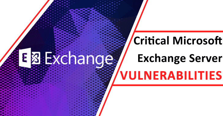 Critical Microsoft Exchange Server Vulnerabilities Could Allow Hackers to Control of Enterprise Networks