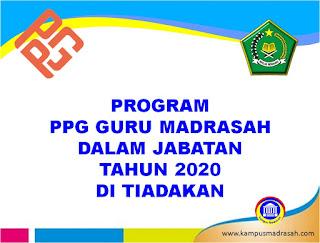 Program PPG Tahun 2020