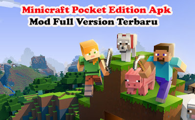 Download, Dan, Cara, Instal, Minecraft, Pocket, Edition, Apk, Mod, Versi, 1.17.0.50, Baru, Full, unlocked,