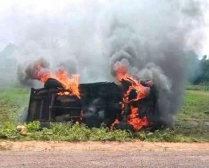 Fatal accident claims the lives of four Federal University of Agriculture students