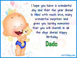 Happy Birthday Dado