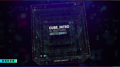 Videohive Cube Intro 28746004 Free