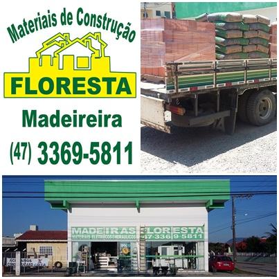 Madeiras e Materiais de Construção Floresta
