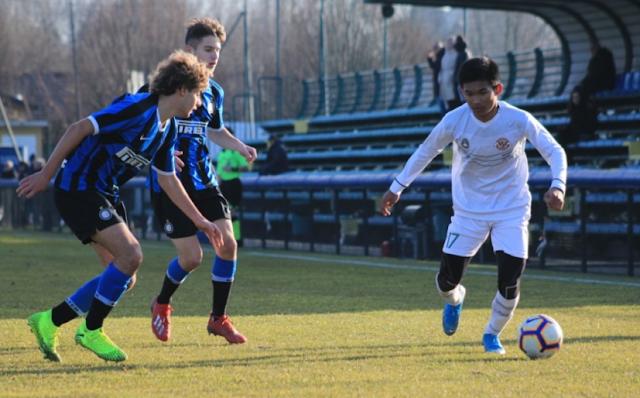 Live Streaming Inter Milan U-17 vs Garuda Select yang Dapat Dinikmati Melalui Mola TV