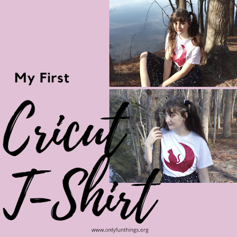 Do I like Cricut Products? My First Cricut Shirt Project!