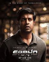 Saaho First Look Poster 20