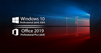 Windows 10 Pro With Office