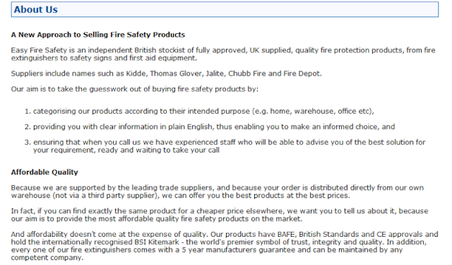 leading supplier of fire safety equipment