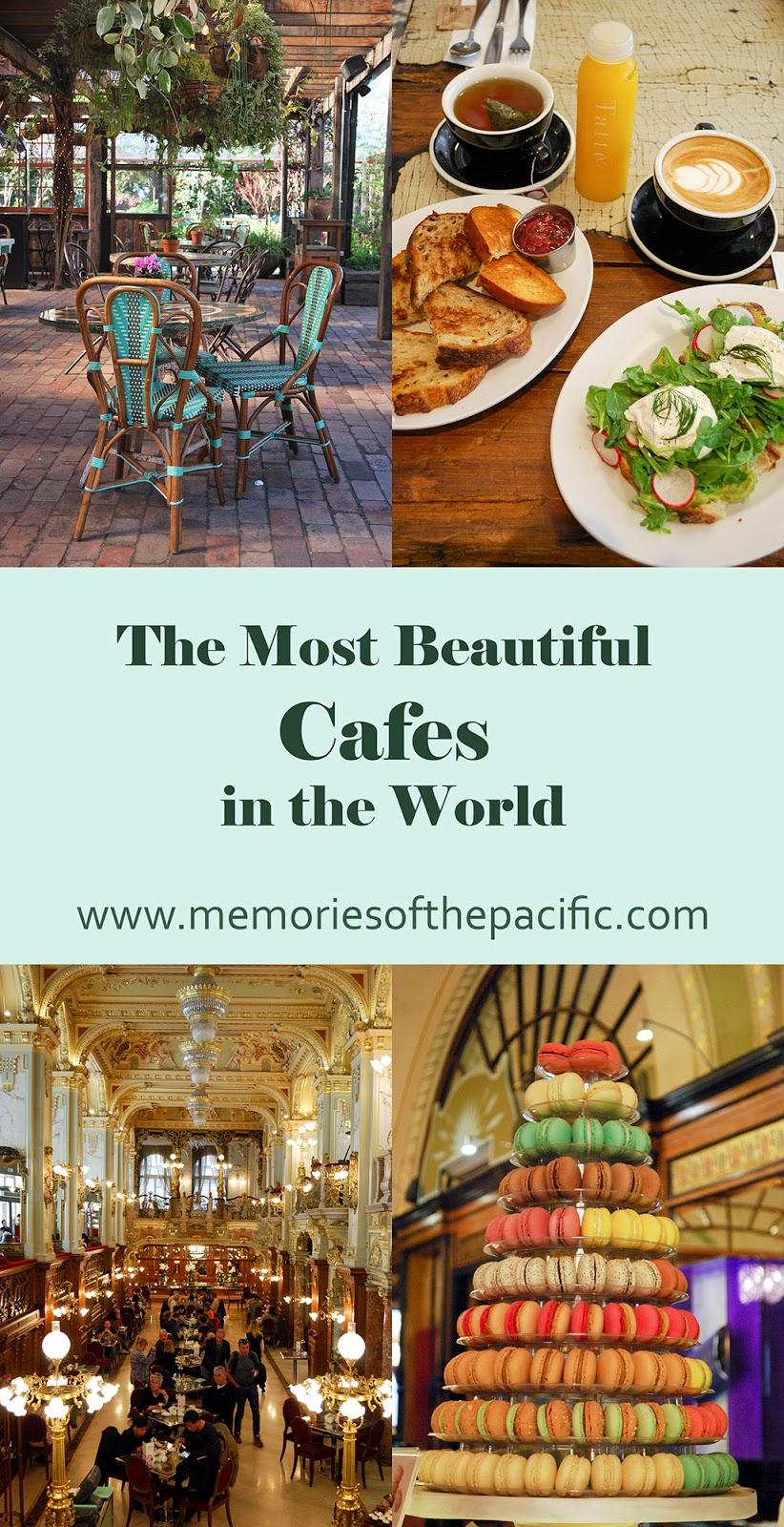 beautiful cafe coffee shop around world