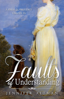 Book cover: Faults of Understanding by Jennifer Altman
