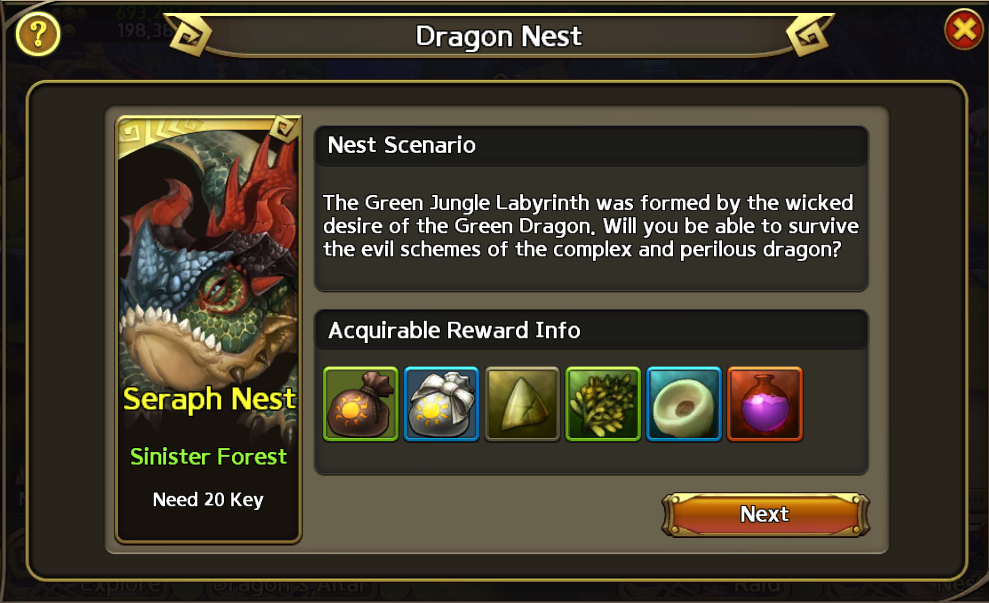 Dragon Nest Labyrinth Starter Guide
