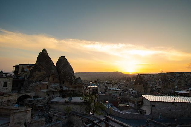 Alba a Goreme-Cappadocia