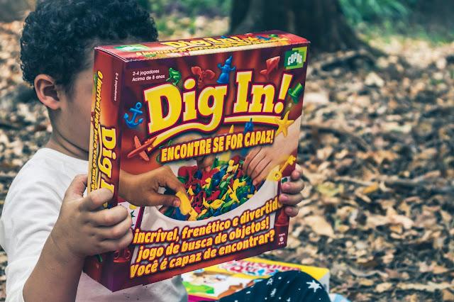 Jogo Dig In Copag