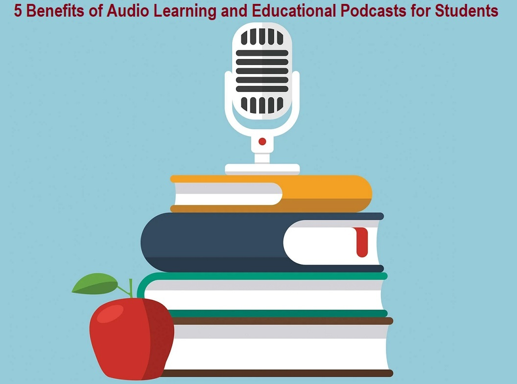 Benefits of Audio Learning