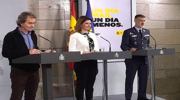 España registra 19.130 fallecidos y 182.816 casos de Covid-19