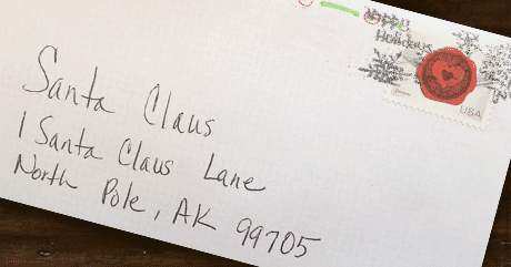 """Dear Santa""…a letter from the Billing Office"