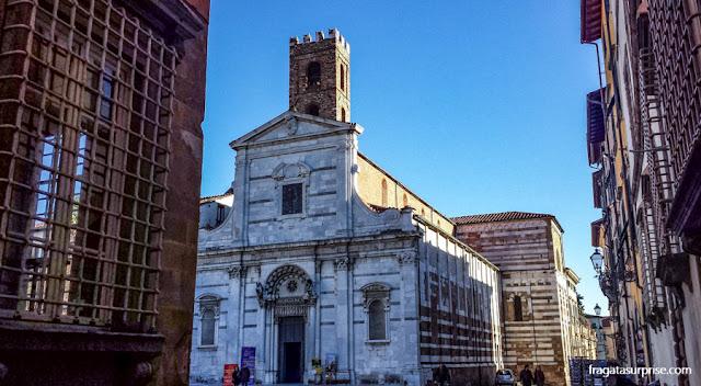 Catedral de Lucca, Itália
