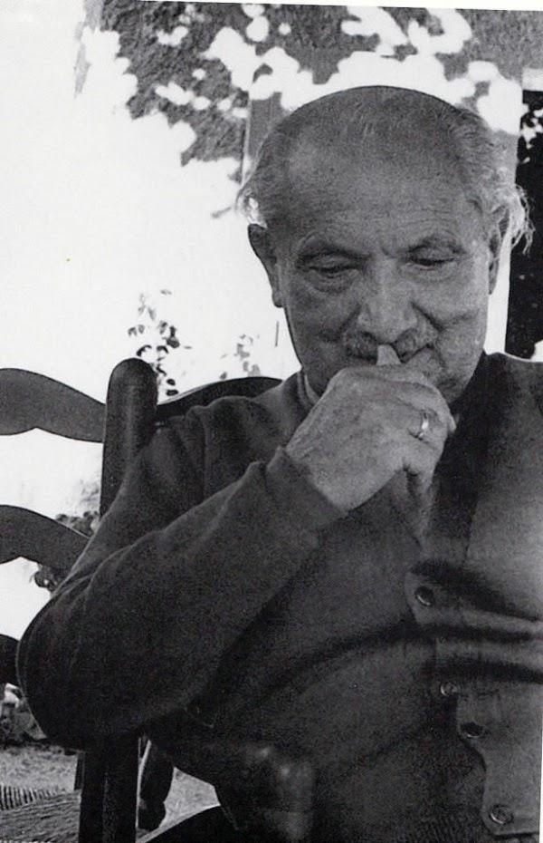 Entrevista a Martin Heidegger (1966)