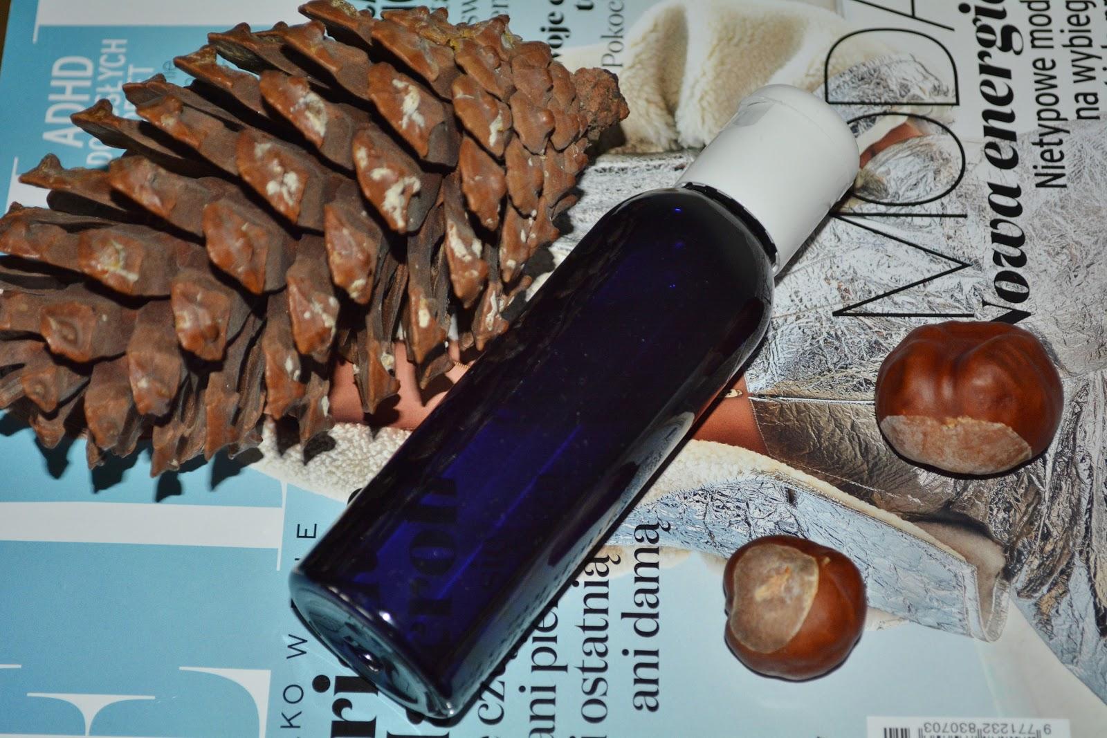 Olejek hydrofilowy - mój sposób na szybkie oczyszczanie cery/demakijaż