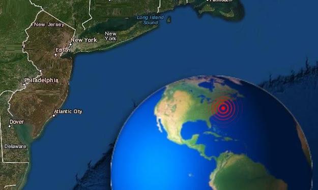 Nueva Jersey despertó groseramente por un raro sismo que se sintió hasta en Nueva York