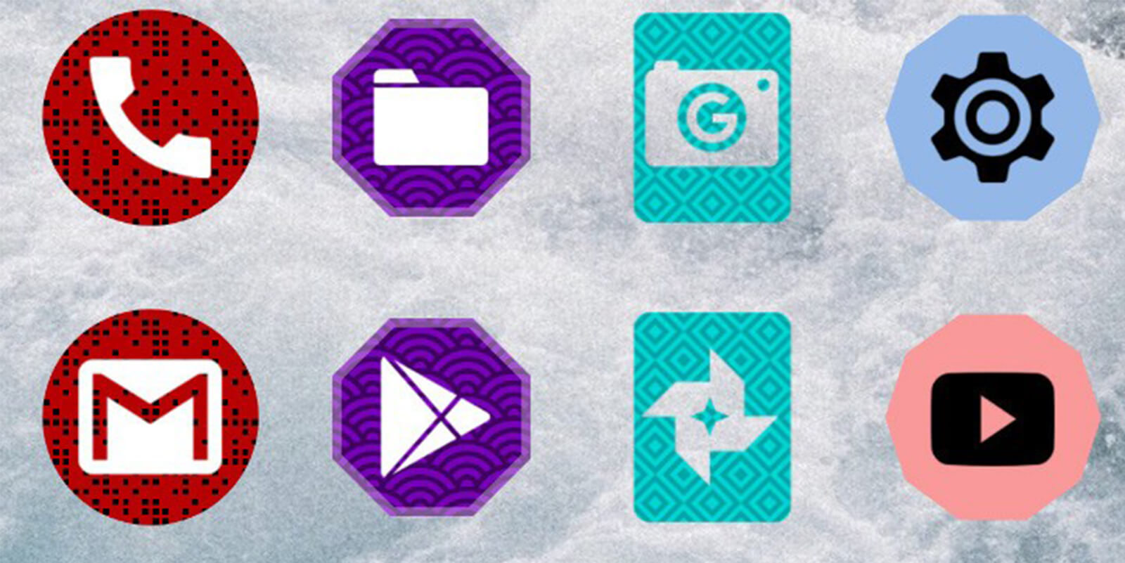 Iconos Icon Pack Studio