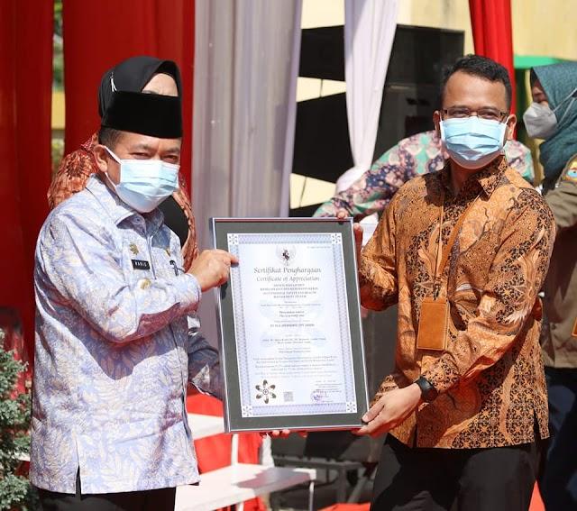 Gubernur Jambi Al Haris Kolaborasi Perusahaan Tingkatkan Skill Tenaga Kerja Jambi