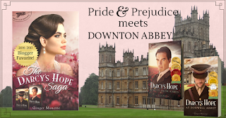 The Darcy Saga by Ginger Monette