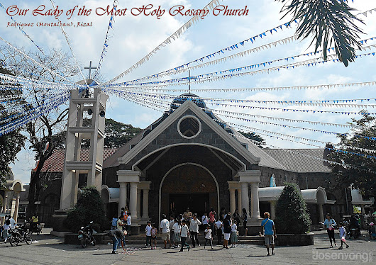 15 Rizal Churches for your Visita Iglesia (Part 1)