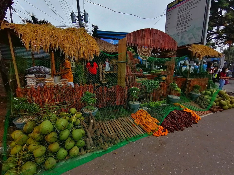 Tnalak Festival Bahay Kubo & Product Display