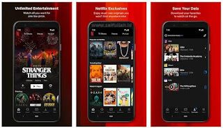 Netflix Apk v7.70.0 (MOD, Premium/4K/All Region)