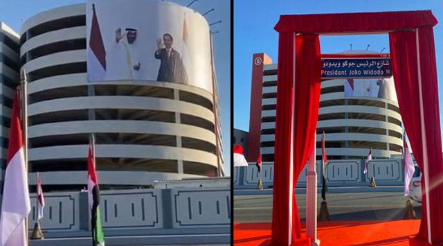 Jalan Presiden Jokowi di Abu Dhabi Dikaitkan Proyek 256 Ribu Hektar di Kaltim