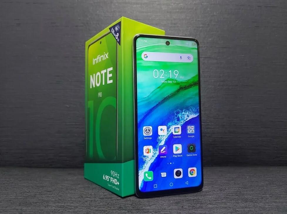 Infinix Note 10 Pro Review; Pro-Performance, Pro-Price