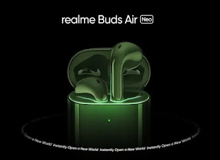 realme Buds Air Neo Bluetooth True Wireless Headset