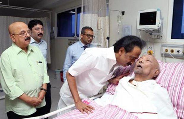 पीएम मोदी ने कहा, करुणानिधि को देश रखेगा हमेशा याद