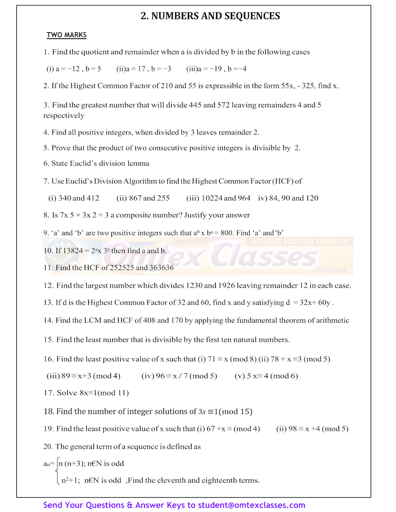 10th-maths-chapter-2357-question-papers-english-medium