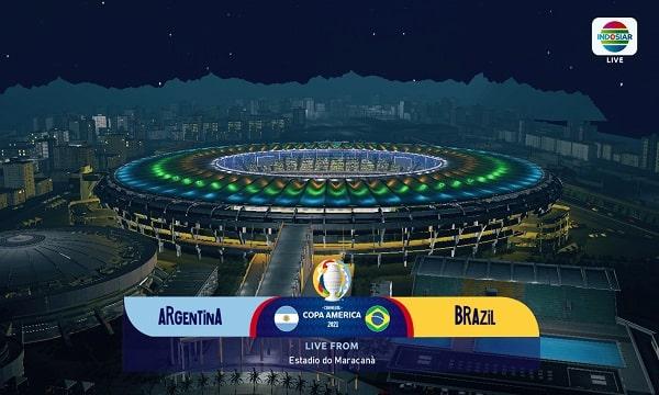 Scoreboard Copa America 2021 for PES 2017